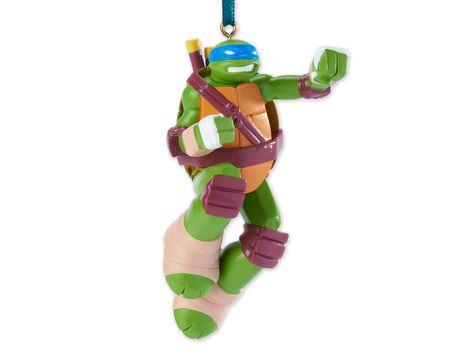 Teenage Mutant Ninja Turtles Leonardo Christmas Tree Ornament