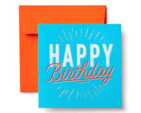 Best One Birthday Greeting Card