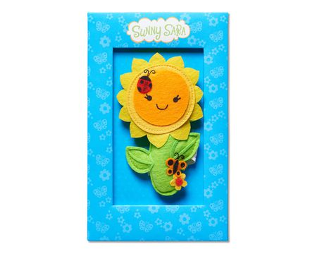 Sunny Sara Birthday Card