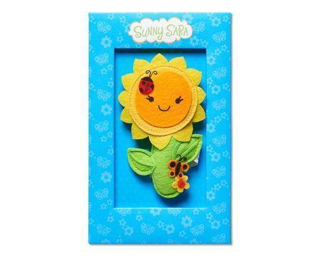 Sunny Sara Birthday Card