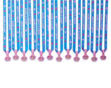 Shimmer and Shine Award Medals, 12 Count