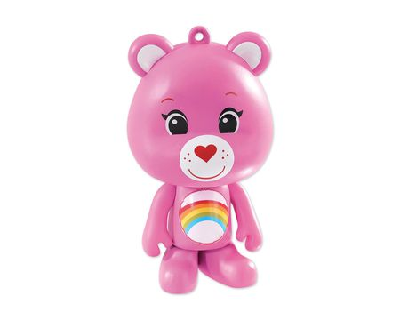 Vinyl Cheer Care Bear Ornament
