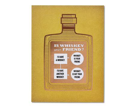 Drink Up Birthday Card