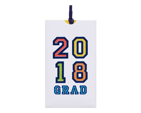 2018 Money and Gift Card Holder Graduation Card