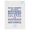 Birthday Greeting Cards Paper Rebel