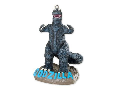 Godzilla Christmas Tree Ornament