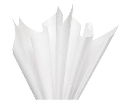 white tissue paper 50 sheets