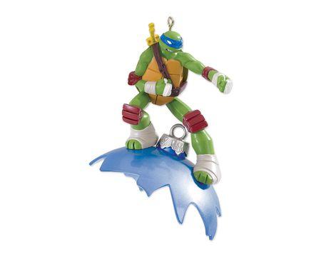Teenage Mutant Ninja Turtles Leonardo Ornament