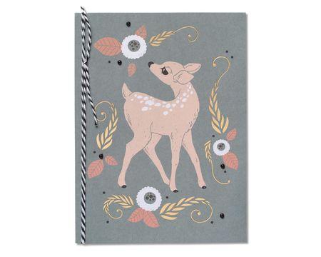 Deer Blank Card