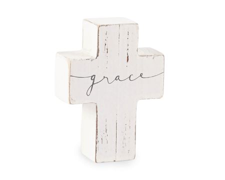 Mud Pie Grace Cross