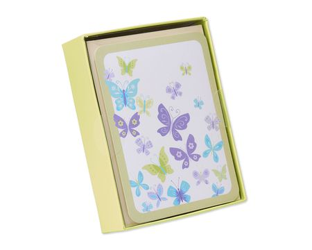butterfly magic notes