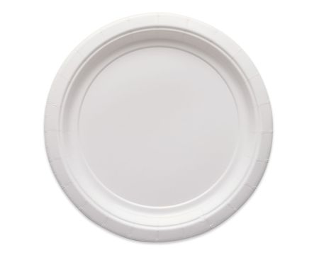 white paper dessert plates 20 ct