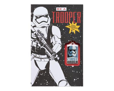 Star Wars Trooper Valentine's Day Card