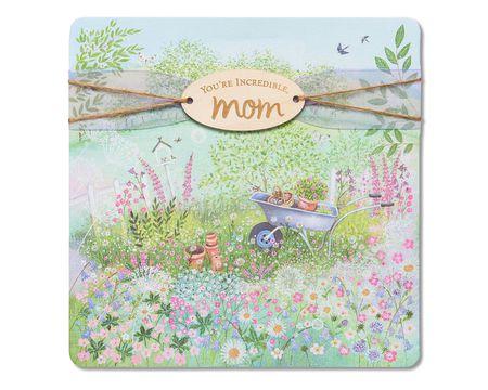 garden mother's day card
