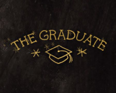 Announcing The Graduate (Personalize)