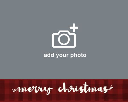 Merry Christmas (Add-a-Photo)