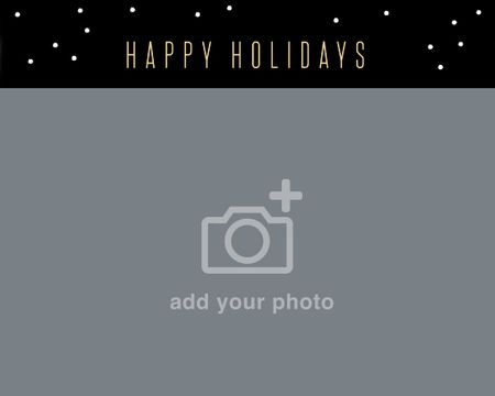 Bright Holidays (Add-a-Photo)