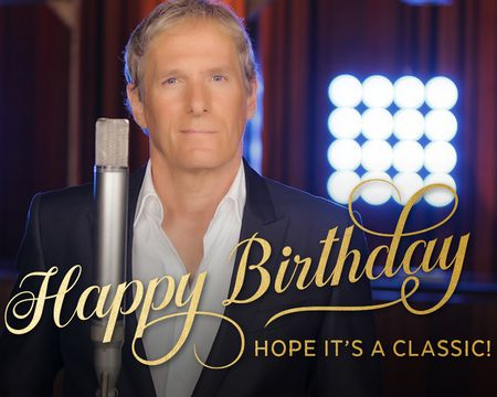 Happy Birthday Song by Michael Bolton (Personalize)