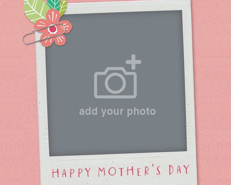 Picture Perfect Mother's Day (Add-a-Photo)
