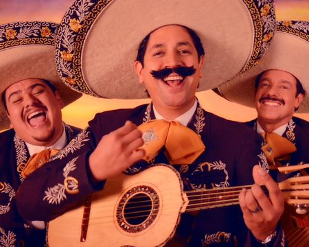Mariachi Birthday Video Ecard (Personalized Lyrics)