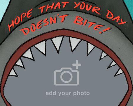 Shark! (Add-a-Photo)