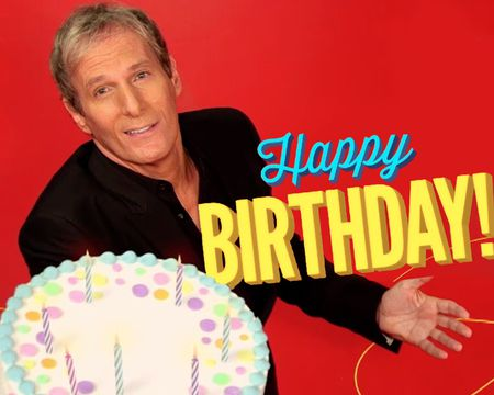 Michael Bolton Fun Birthday Song (Personalized Lyrics)