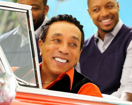 Get Ready For Smokey Robinson Song Personalized Lyrics