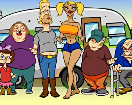 The Redneck Family