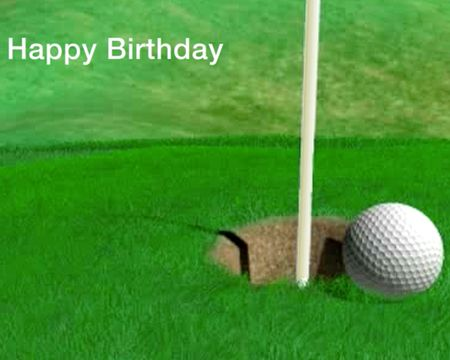 Birthdays According To Golf Ecard