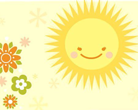 Sunshine and Smiles for You