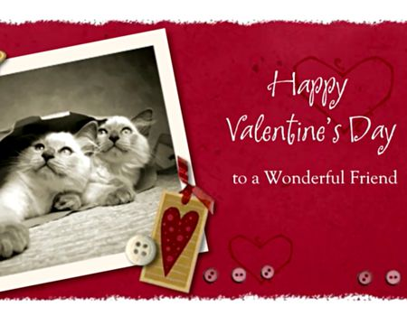 Valentines day ecards valentines greetings from american greetings youre a wonderful friend ecard m4hsunfo