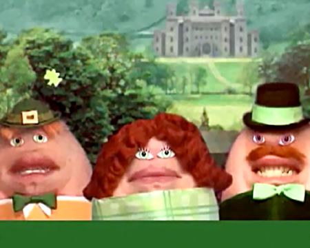 St. Patrick's Day Chins (Fun Song)