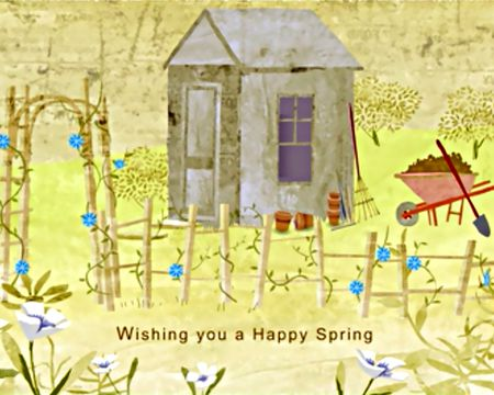 The Cheerful Ways of Spring