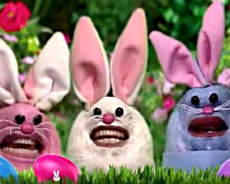 We Are Easter Bunnies (Fun Song)