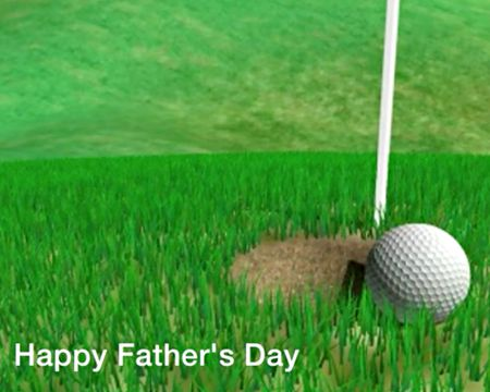 Fatherhood and Golf