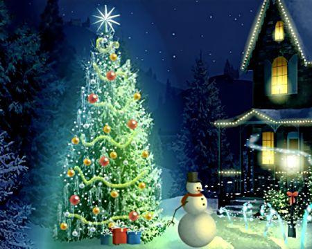 Christmas Lights (Famous Tune)