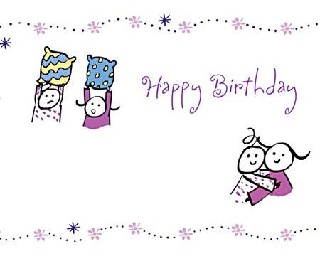 Cute Birthday Ecards For Sister American Greetings