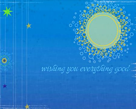 A Goodbye Wish