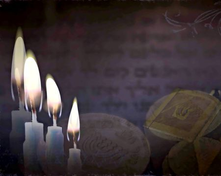 Eight Candles of Chanukah