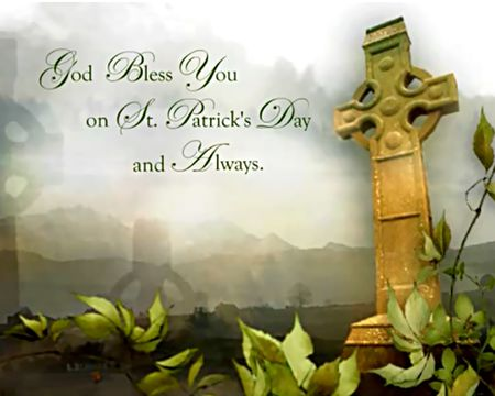St. Patrick's Day Prayer
