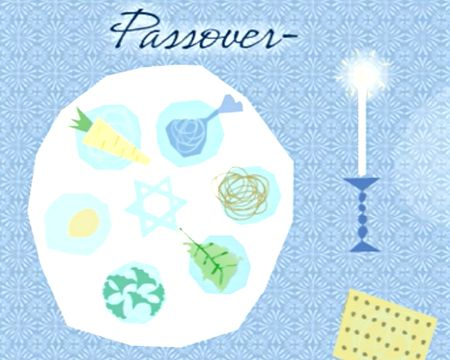 Thinking of You on Passover