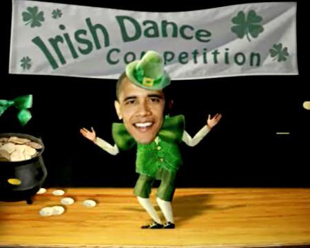 President of the Dance