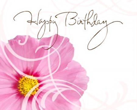 Happy Birthday to Wonderful You