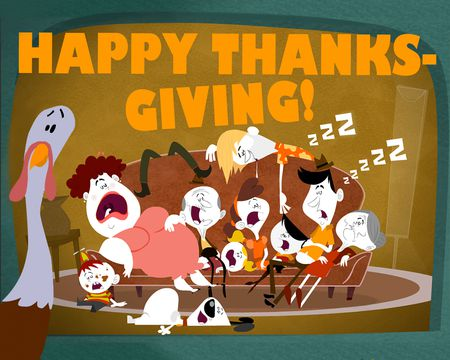 Thanksgiving Day Overture (Fun Song)