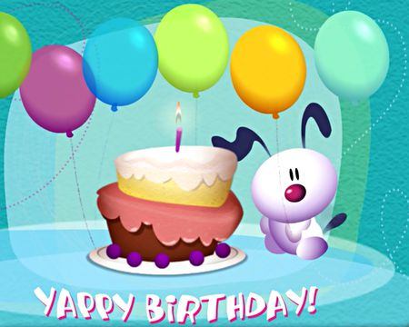 Yappy Birthday!
