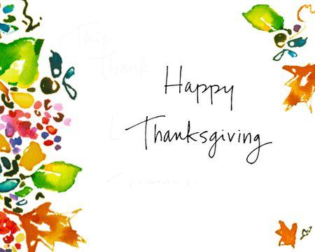 Thanksgiving Blessings Kathy Davis