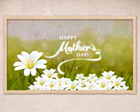 Warm Wishes for Mom