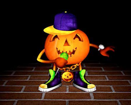 Rappin' Pumpkin Song