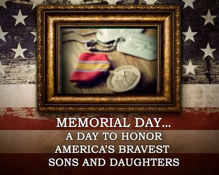 Honoring Our Brave