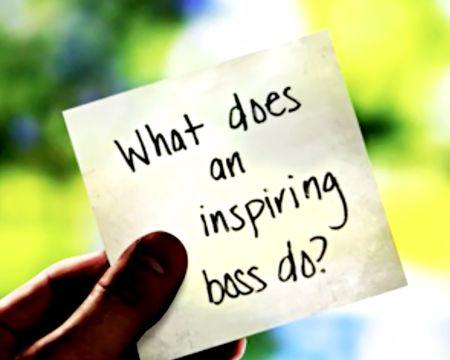 Inspirational Boss
